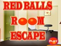 Red Balls Room Escape